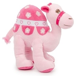 Pinky Embroidered Camel