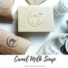 Натуральные мыла The Camel Soap Factory - обзор ведущего блоггера  «At must be my age»