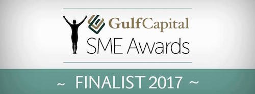 «The Camel Soap Factory» вышли в финал  Gulf SME Awards 2017 по трем номинациям!