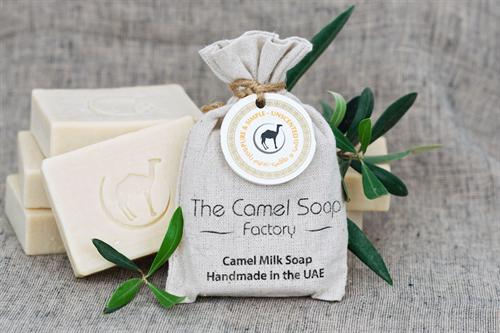 Мыло из верблюжьего молока - без аромата - фото 5842