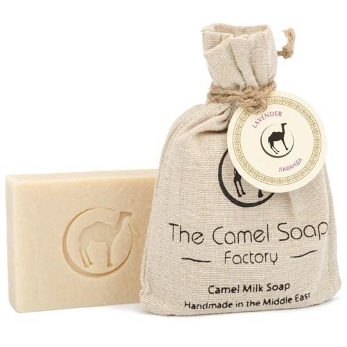 Мыло из верблюжьего молока - лаванда - фото 6132
