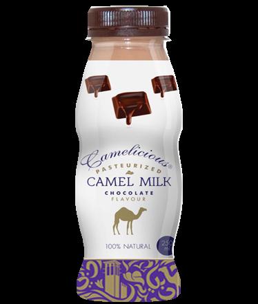 Верблюжье молоко - вкус шоколада - фото 6179