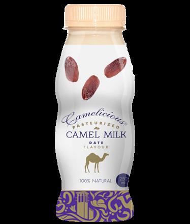Верблюжье молоко - вкус фиников - фото 6180