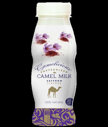 Верблюжье молоко - вкус шафрана - фото 6181