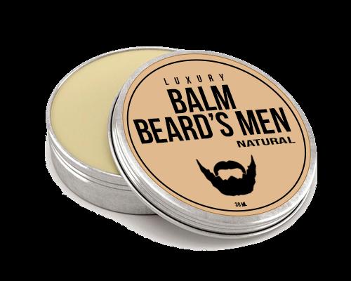 Бальзам для бороды из верблюжьего молока - без аромата - фото 6183