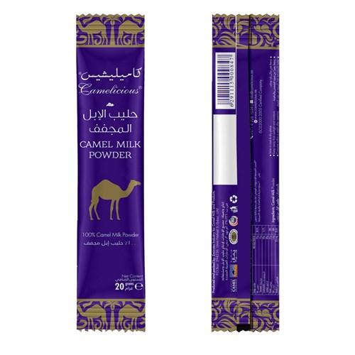 Cухое верблюжье молоко в стиках - фото 6221