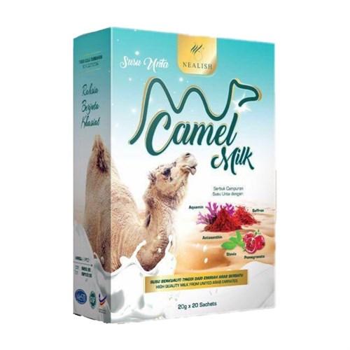 Напиток Верблюжье молоко - c ванильным вкусом - фото 6235