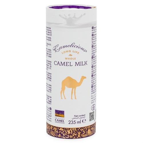 Цельное верблюжье молоко Long Life - фото 6256