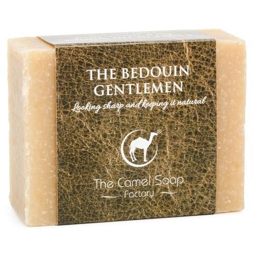 Мыло из верблюжьего молока для мужчин - The Bedouin Gentlemen - фото 6288