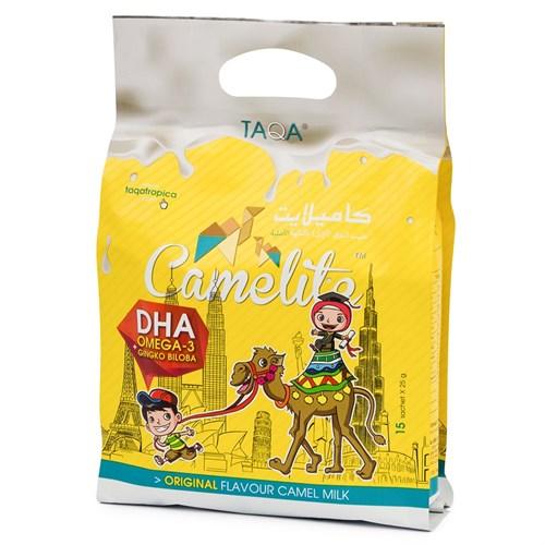 Напиток Верблюжье молоко - натуральный вкус - DHA Omega-3 - фото 6511