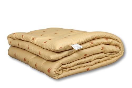 Одеяло из верблюжьей шерсти. Классическое-всесезонное - Camel. 172х205 - фото 6717