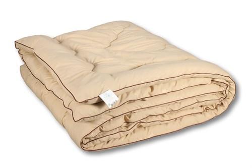 Одеяло из верблюжей шерсти,пэ  классическое-всесезонное Сахара - ЭКО  140х205 - фото 6730
