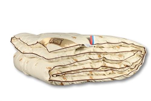 Одеяло из верблюжей шерсти,пэ - классическое Сахара 172х205 - фото 6733
