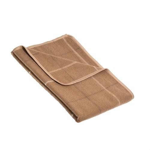Плед - одеяло из верблюжьего пуха Бархан   170Х200 - фото 7127
