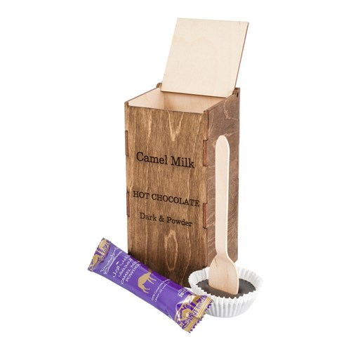 Горячий шоколад из верблюжьего молока - Hot Chocolate Dark and Powder - фото 7289
