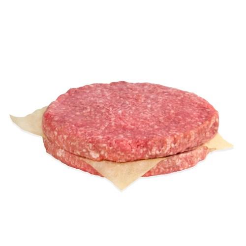 Котлеты для бургеров без специй из верблюжьего мяса - фото 7397