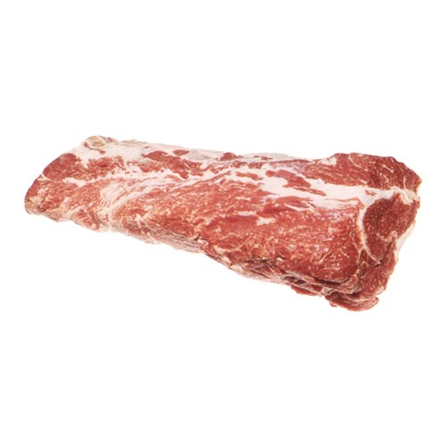 Верблюжье мясо - Cube Roll толстый край зачищенный ( охлажденное ) - фото 7417