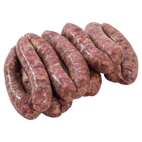 Верблюжье мясо - Колбаски для жарки и гриля ( классические ) - фото 7768