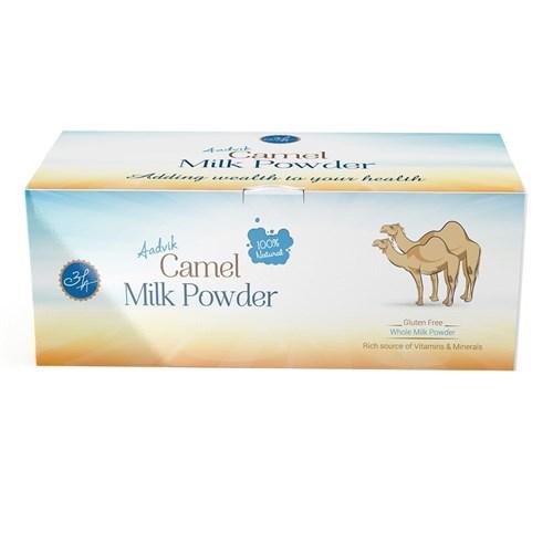 Cухое верблюжье молоко в стиках в коробке - 500г. - фото 7931