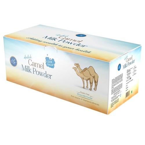 Cухое верблюжье молоко в стиках в коробке - 500г. - фото 7933