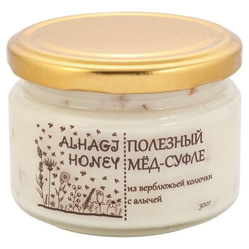 Alhagi - Мёд-суфле с алычой (300 г) - фото 8041