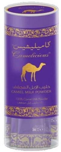 Cухое верблюжье молоко в стиках в тубе - фото 8099