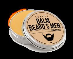 Бальзам для бородыиз верблюжьего молока - аромат апельсина