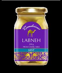 Сыр из верблюжьего молока - LABNEH MINT