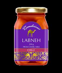 Сыр из верблюжьего молока - LABNEH CHILLI