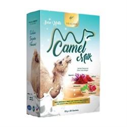 Напиток Верблюжье молоко - c ванильным вкусом