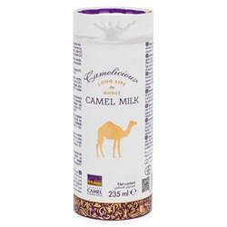 Цельное верблюжье молоко Long Life