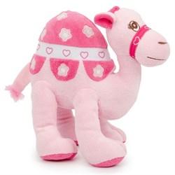 Pinky Embroidered Camel - большой