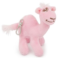 Cute Camel Pink - брелок