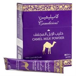 Cухое верблюжье молоко в стиках в коробке