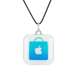 Кулон iDropNeck - The Apple Store