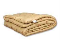 Одеяло из верблюжьей шерсти. Классическое-всесезонное - Camel. 172х205