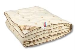 Одеяло из верблюжей шерсти,пэ - Сахара классическое 140х205