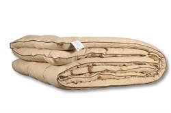 Одеяло из верблюжей шерсти,пэ классическое-всесезонное Сахара - ЭКО  200х220