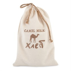 Хлеб на верблюжьем молоке  с красносливом