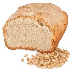 Хлеб на верблюжьем молоке с кедровыми орехами