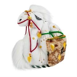 Сувенир Верблюд большой с корзинами