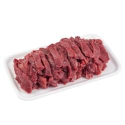 Верблюжье мясо - Бефстроганов
