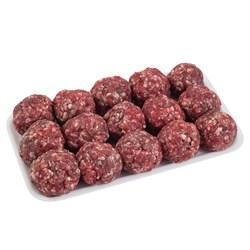 Мясные шарики (митбол) из верблюжьего мяса  (заморозка)