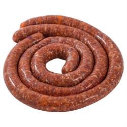Верблюжье мясо - Колбаски для жарки и гриля - De La Vera ( острые )