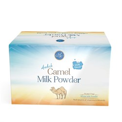 Cухое верблюжье молоко в стиках в коробке - 200г.