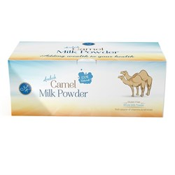Cухое верблюжье молоко в стиках в коробке - 500г.