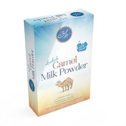 Cухое верблюжье молоко в стиках в коробке - 100г.