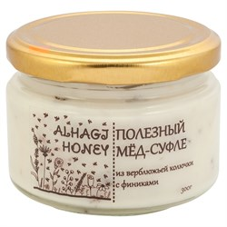 Alhagi - Мёд-суфле с  финиками (300 г)