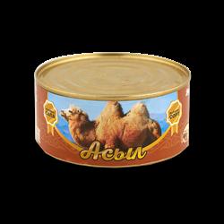 Тушенка из верблюжьего мяса