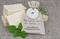 Мыло из верблюжьего молока - розмарин  и мята - фото 6033